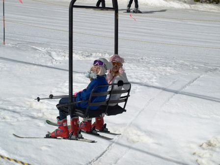 skiing at eldora sports