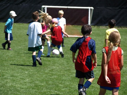 soccer camp sports